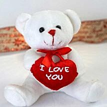 I Love U Teddy Bear: Send Valentine Gifts to Chicago