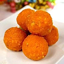 Jaybharat Motichoor Laddoo: Send Sweets to USA