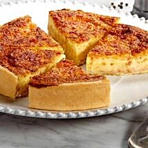 Lorraine Quiche: Send Cakes to Washington
