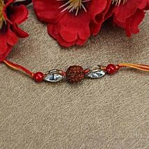 Love For Rudraksha Rakhi: Rakhi to Washington