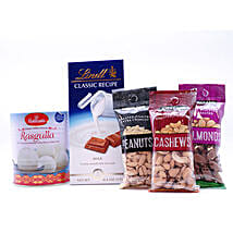 Nuts With Chocolate N Sweets: Send Sweets to USA