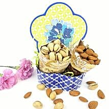 Pista N Almond Love Combo: Dry Fruits to USA