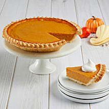 Pumpkin Cheesecake Pie: Send Cakes to Sunnyvale