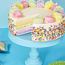 Rainbow Cake: Send Cakes to USA
