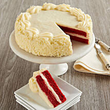 Red Velvet Chocolate Cake: Send Valentine Gifts to Chicago