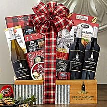 Robert Mondavi Gift Basket: Christmas Gift Delivery in USA