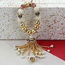 Royal Lumba Rakhi: Send Rakhi to New Jersey