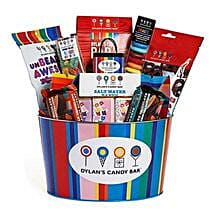 Tasty Assorted Dylans Candy Bars Bucket: Gifts for Anniversary in USA