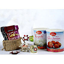 Tasty N Healthy Bhai Dooj Collection: Dry Fruits to USA