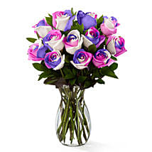 The Unicorn Rose Bouquet: Send New Year Gifts to USA