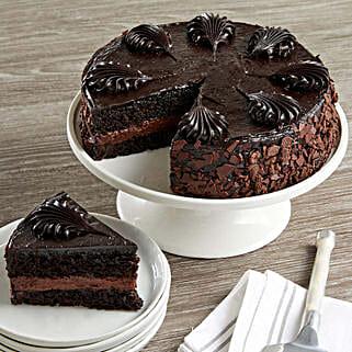 Chocolate Mousse Torte Cake: Send Cakes to Phoenix