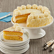 Vanilla Bean Cake: Send Gifts for Father to USA