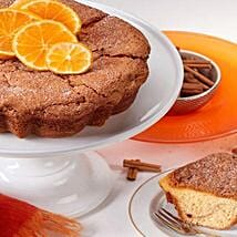 Viennese Coffee Cake Cinnamon: Cakes to San Francisco