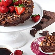 Viennese Coffee Chocolate Cake: Cake Delivery in USA