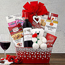 Vintners Path Valentine Cabernet: Valentines Day Gifts to Miami