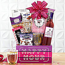 Wine Hampers: Gifts to Manchester